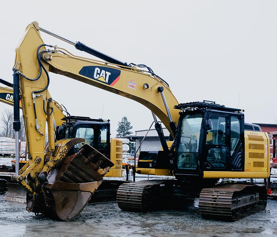 StroEx excavating equipment